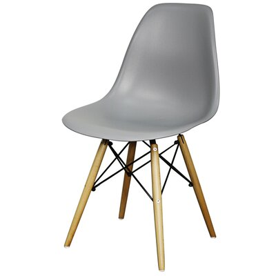 Essence Side Chair Finish: Gray