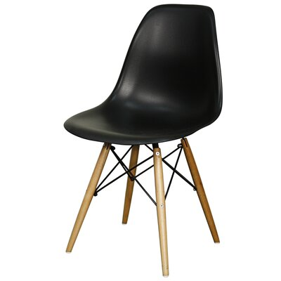 Essence Side Chair Finish: Black