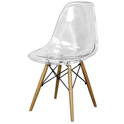 Essence Side Chair Finish: Transparent