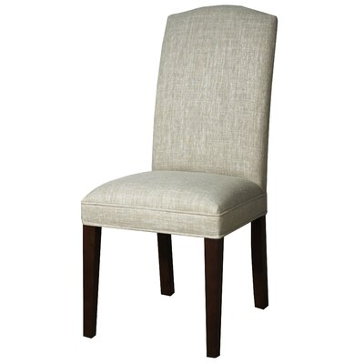 Anabelle Parsons Chair Upholstery: Rice