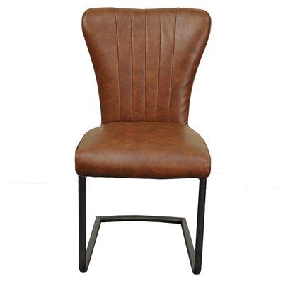 Cody Side Chair Fabric: Marsh Brown