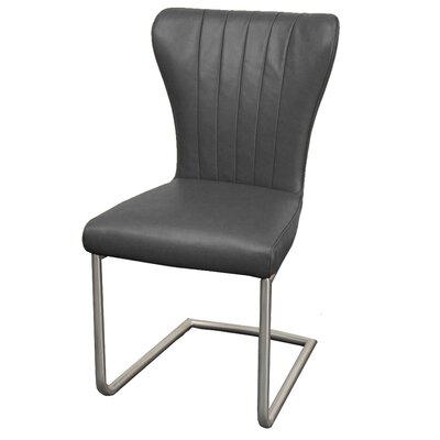 Cody Side Chair Color: Anchor Gray