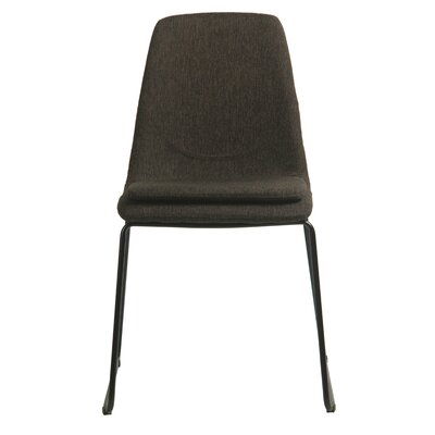 Marcell Side Chair Upholstery: Coffee Truffle
