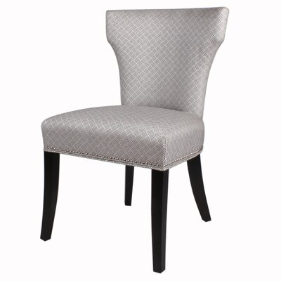 Dresden Side Chair Finish: Weave Gray
