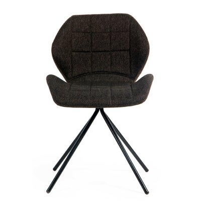 Tilda Side Chair Upholstery: Coffee Truffle