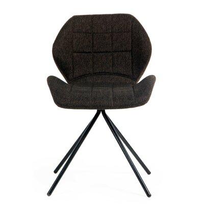 Tilda Side Chair Upholstery: Coffee Truffle