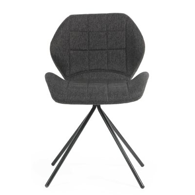 Tilda Side Chair Upholstery: Web Gray