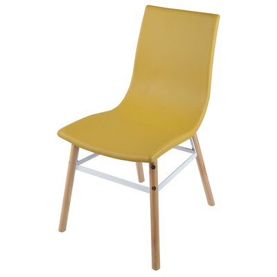Aiden Side Chair Upholstery: Cironella