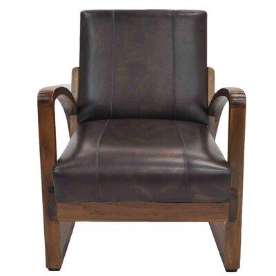Leska Leather Armchair