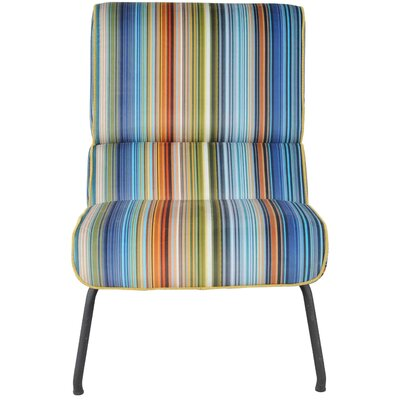 Eloise Fabric Lounge Chair