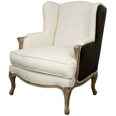 Marie Wing back Chair
