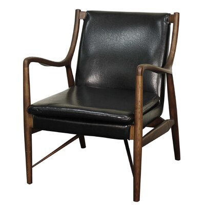 Hardy Bonded Leather Armchair