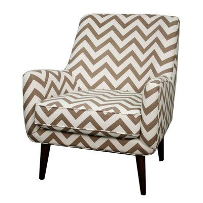 Zoe Fabric Armchair