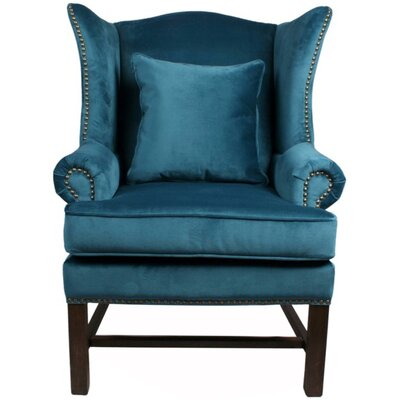 Ellery Fabric Wing back chair