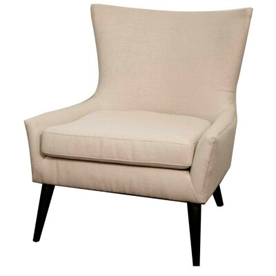Framboise Lounge Chair Upholstery: Sand