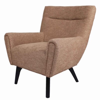Windsor Fabric Arm Chair Color: Other