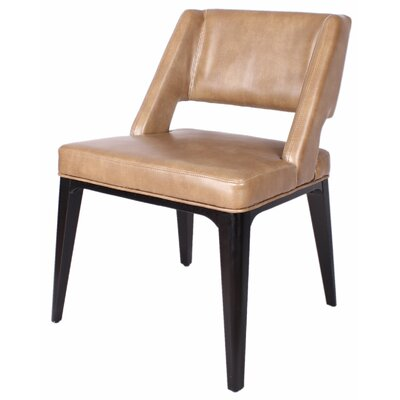 Everett Bonded Leather Lounge Chair