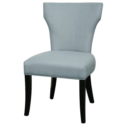 Dresden Side Chair Color: Ocean