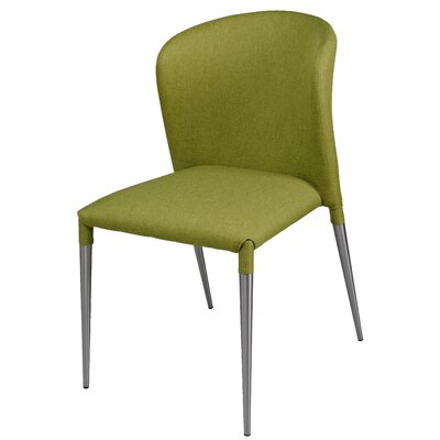 Devin Side Chair Color: Limerick