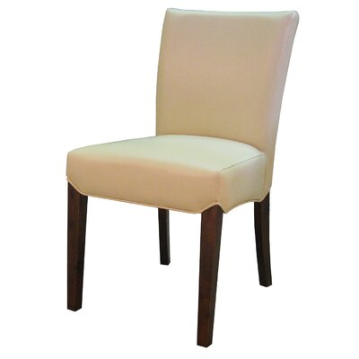 Beverly Hills Side Chair Color: Cream