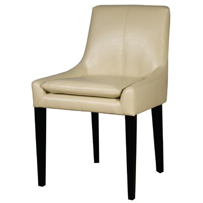 Chase Side Chair Color: Ivory