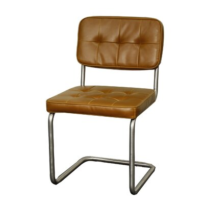 Bauer Side Chair Color: Caramel