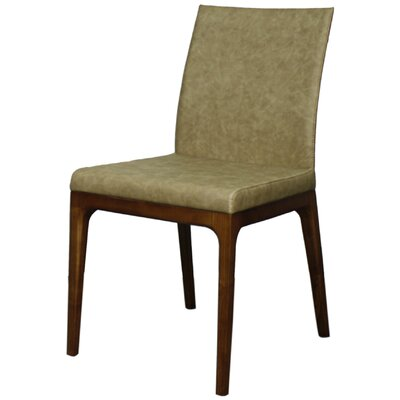 Devon Side Chair Color: Antique Tan