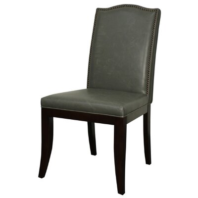 Chloe Side Chair Color: Vintage Gray