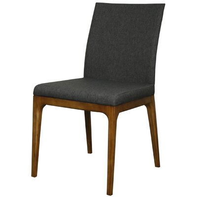 Devon Side Chair Color: Night Shade