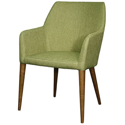 Regan Fabric Armchair Color: Limerick