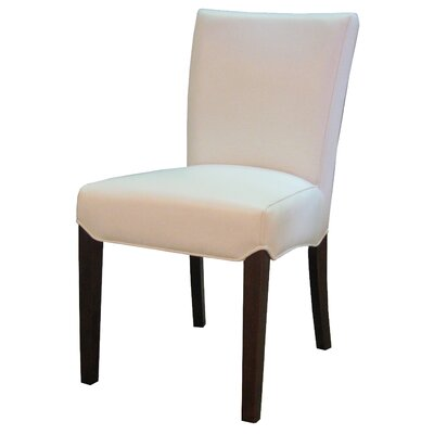 Beverly Hills Side Chair Color: White