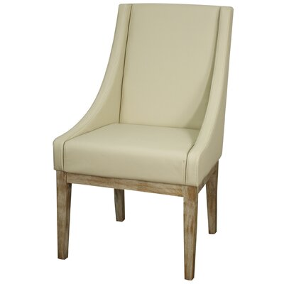 Houston Bonded Leather Side Chair