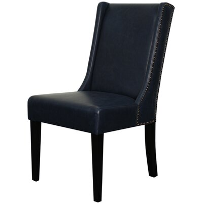 Holden Side Chair Upholstery: Vintage Blue