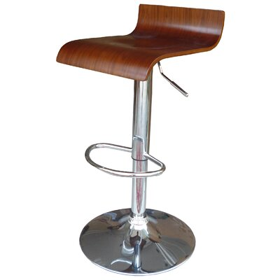 Moda Adjustable Height Bar Stool