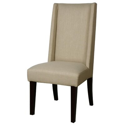 Blain Parsons Chair Upholstery: Flax