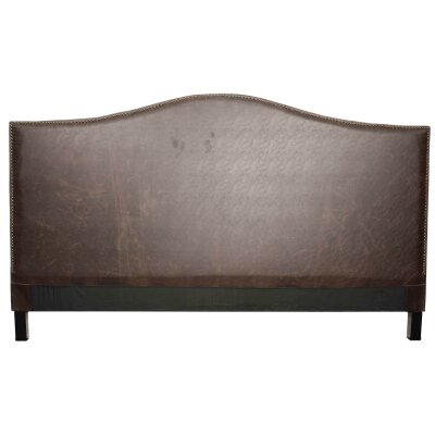 Chloe King Upholstered Panel Headboard