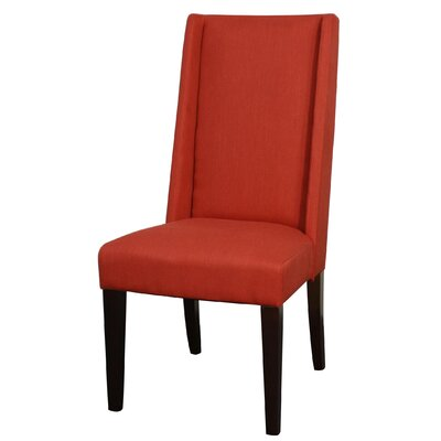 Blain Parsons Chair Upholstery: Paprika