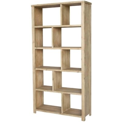 Bedford Accent Shelves Bookcase Image 8105