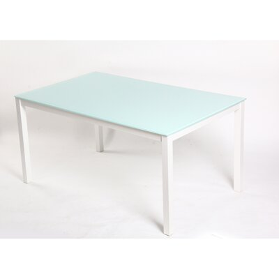 Alta Dining Table Finish: White