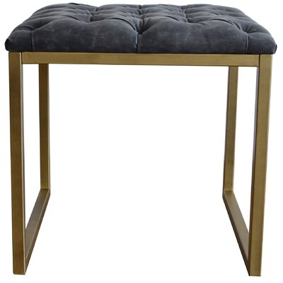 Avril End Table Table Top Color: Gray