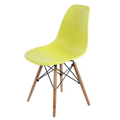 Essence Side Chair Finish: Lime