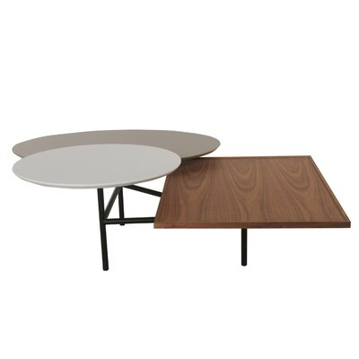Virga Trio Rotating Coffee Table