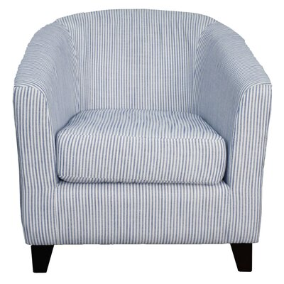 Midvale Fabric Barrel Chair