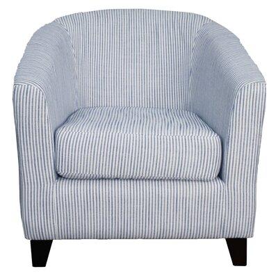 Midvale Fabric Barrel Chair