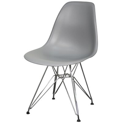 Dieter Dining Chair Color: Gray