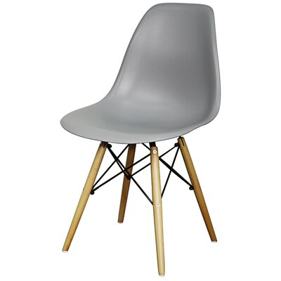 Postma Dining Chair Color: Gray