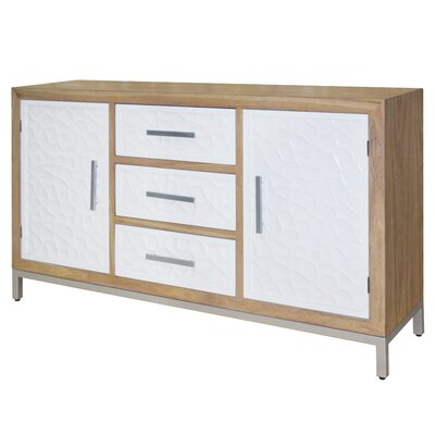 Holloway Flagstone Pattern Sideboard