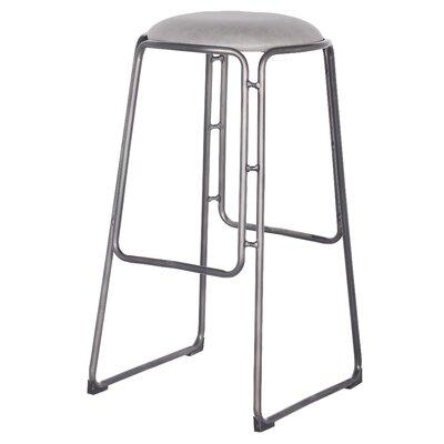 Elna 31 Bar Stool Upholstery: Vintage Mist Gray