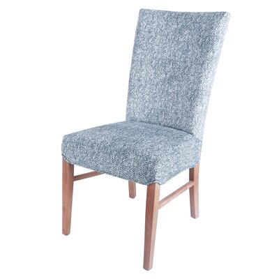 Monaca Upholstered Dining Chair Upholstery Color: Quiver Indigo Blue