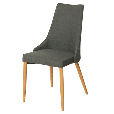 Failand Upholstered Dining Chair Upholstery Color: Rinse Gray
